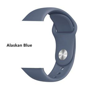 NEW[BAND] Alaskan B Sport Silicone For Apple Watch